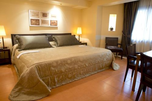 Top Class Room - single occupancy A Casa Canut Hotel Gastronòmic 2