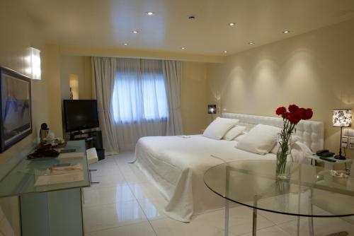 Top Class Room - single occupancy A Casa Canut Hotel Gastronòmic 3