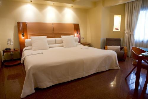 Top Class Room - single occupancy A Casa Canut Hotel Gastronòmic 4
