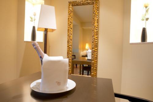 Top Class Room - single occupancy A Casa Canut Hotel Gastronòmic 7