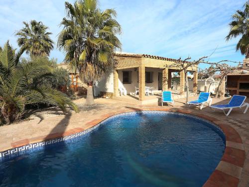 Отель Holiday Home Deltebre 2554 0 звёзд Испания