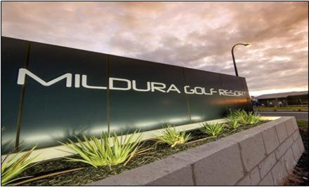 Mildura Golf Resort