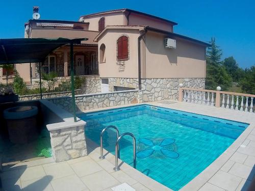 Holiday Home Labin 5462