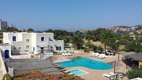 Paradise Apartments Studios&Rooms