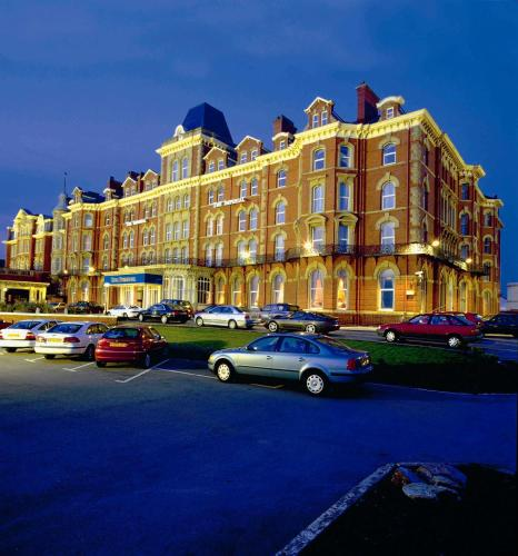 Photo of The Imperial Hotel Blackpool Hotel Bed and Breakfast Accommodation in Blackpool Lancashire