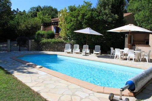 Villa Blue Paradou