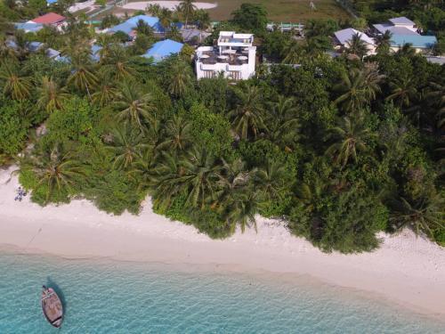 Boutique Beach All Inclusive Diving Hotel, Dhigurah