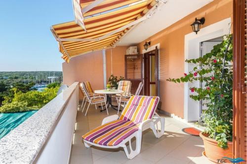 Apartment Ljiljana Simuni 70011