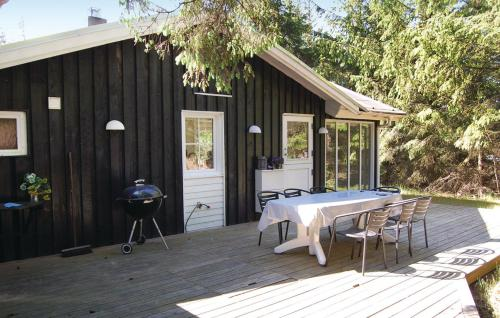 Holiday Home Ulfborg with Fireplace 04