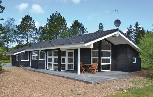 Holiday Home �lb�k with Fireplace 08