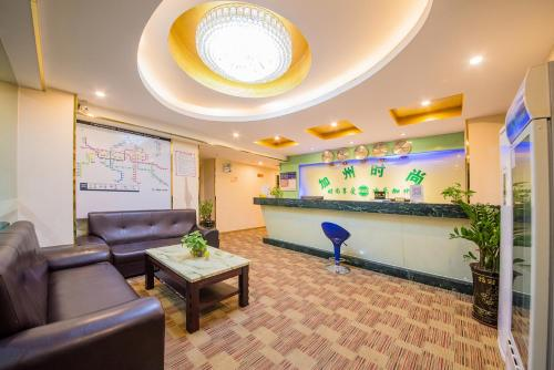 Отель Guangzhou California Urban Inn 0 звёзд Китай