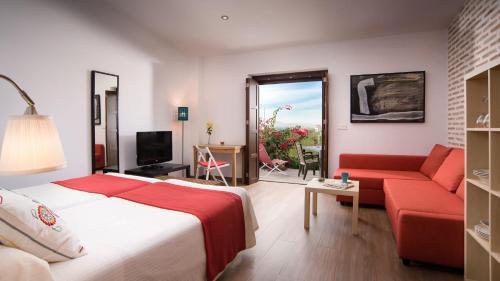 Estudio con terraza Hotel La Garapa 3