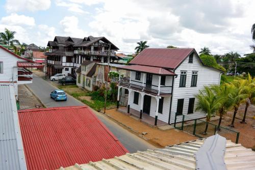 Guesthouse Un Pied-à-Terre, Paramaribo