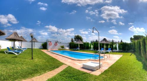 Swimming pool Hacienda los Majadales