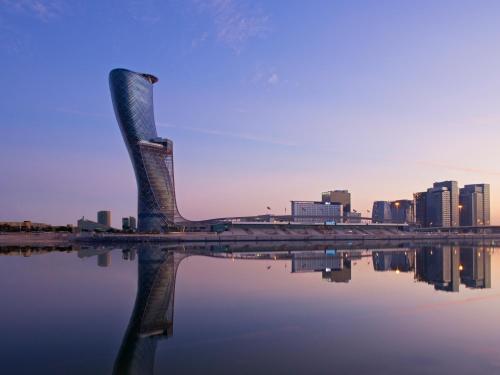 Hyatt Capital Gate Abu Dhabi impression