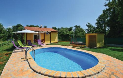 Two-Bedroom Holiday home in Vilanija