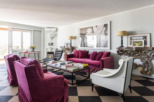 Отель onefinestay - Trastevere private homes 0 звёзд Италия