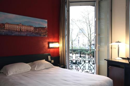 3 starts hotel in Toulouse