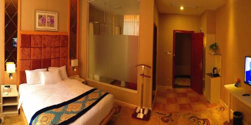Chengyue Selected Hotel Guangzhou Junye Nangang Branch, Kanton
