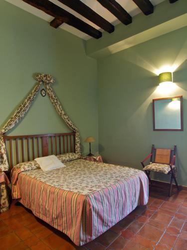 Habitación Doble - 1 o 2 camas Palacio Ayala Berganza 1