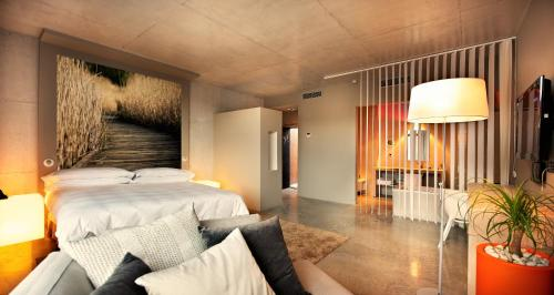 Suite with Spa Access - single occupancy Hotel Viura 2