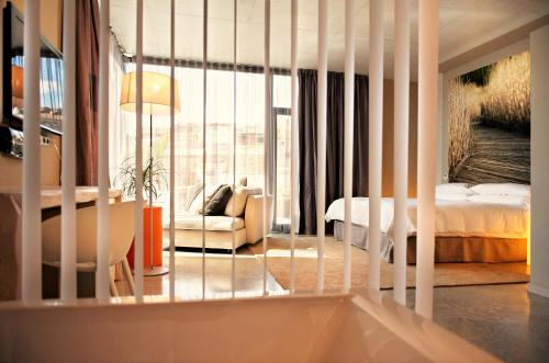 Suite with Spa Access - single occupancy Hotel Viura 3