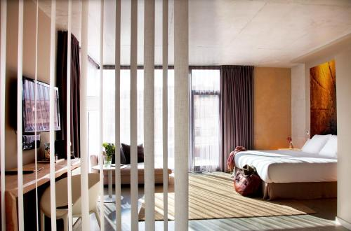Suite with Spa Access - single occupancy Hotel Viura 8