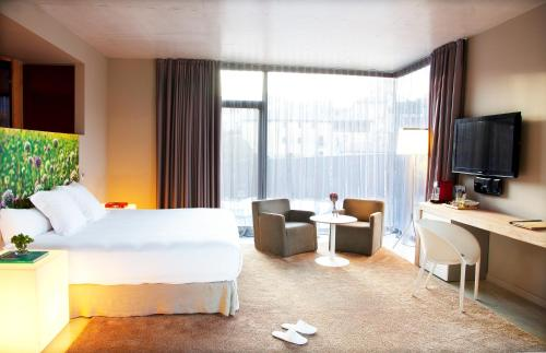 Suite with Spa Access - single occupancy Hotel Viura 13