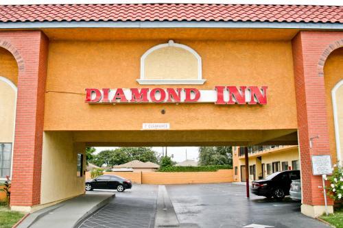 Diamond Inn CA, 90303