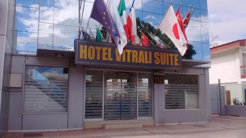 HotelVitrali Suite