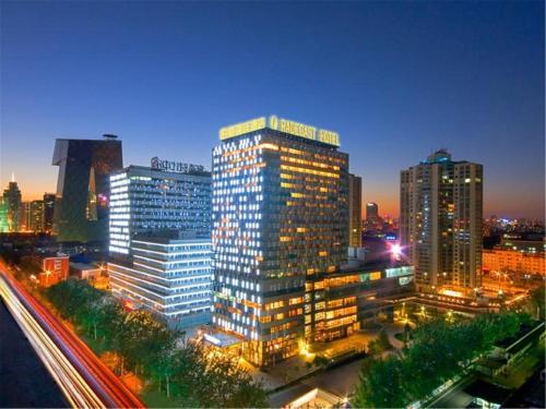 Отель Radegast Hotel CBD Beijing 5 звёзд Китай