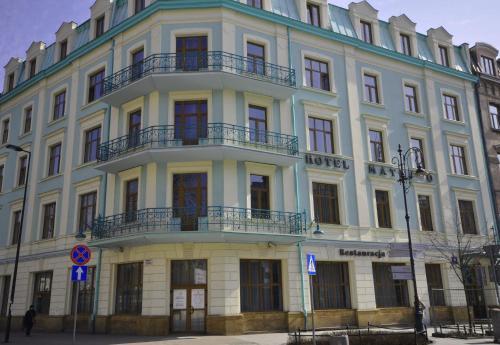 Hotel Matejko Customer Reviews Plac Matejki 8 Map Within 1 Km Of Krakow Historical Museum Ryneck Underground Nearby