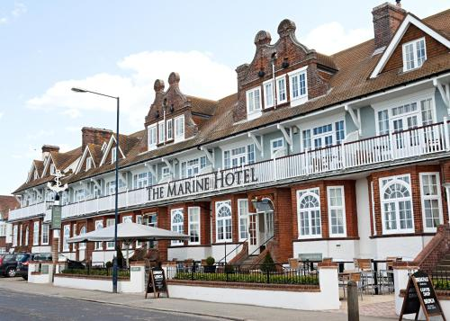 The Marine Hotel Whitstable