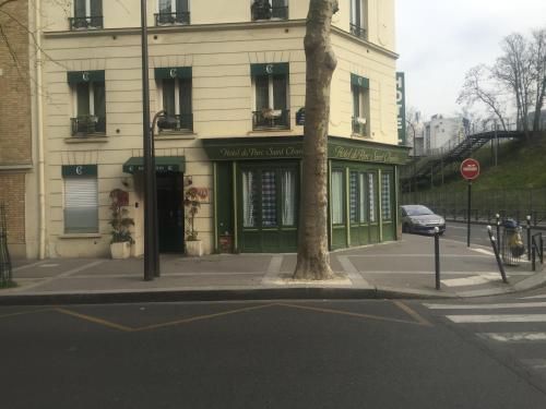 Hôtel Du Parc Saint Charles