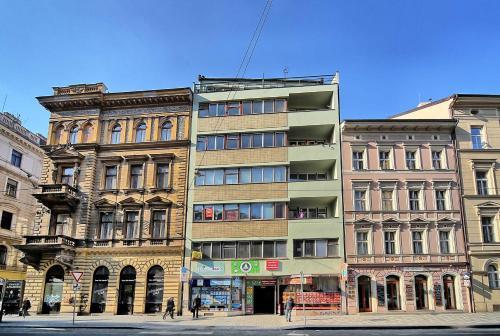 Apartment Myslíkova