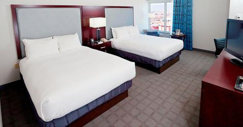 Hilton Scranton & Conference Center -  star rating for travel with kids