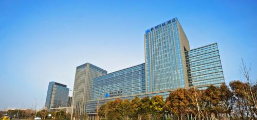 Отель Hotel Nikko Taizhou 5 звёзд Китай