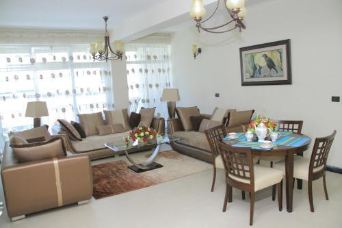 Avifauna Luxury Apartment Guest House, Addis Ababa