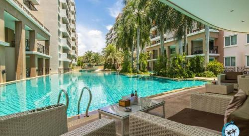 Paradise Park Pattaya Apartments
