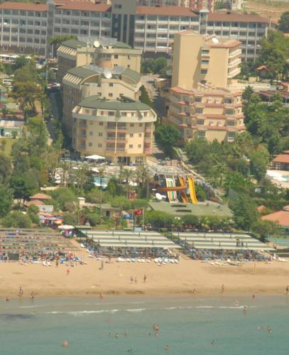 Side Sun Hotel, Side