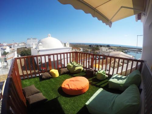 Ria Hostel Alvor Alvor Algarve Portogallo