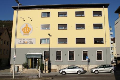 Hotel Restaurant Krone Geislingen