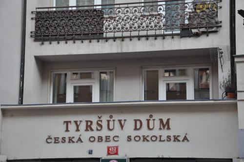 Prague Life Apartment �jezd