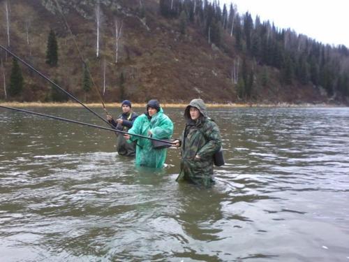 рыбалка в коми на что ловить
