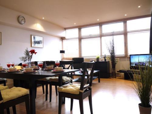 St Pancras Residence,London