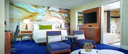mandalay bay resort and casino, las vegas, nv, united states