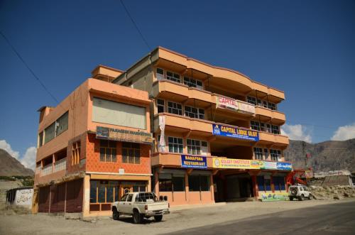 Capital Lodge Gilgit