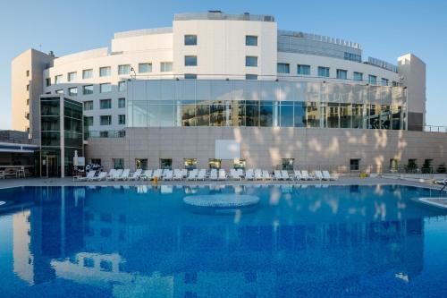 Stay at Imeretinskiy Hotel