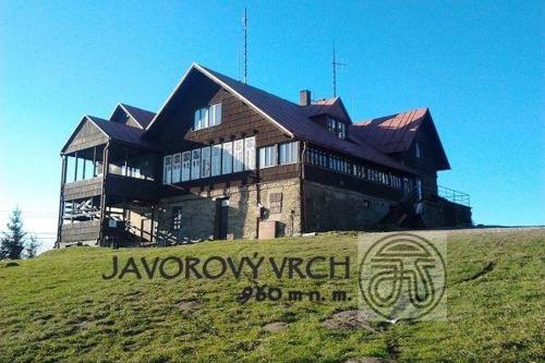 Chata Javorov� Vrch
