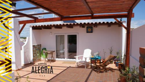 Downtown Alegria B&B Tavira Algarve Portogallo